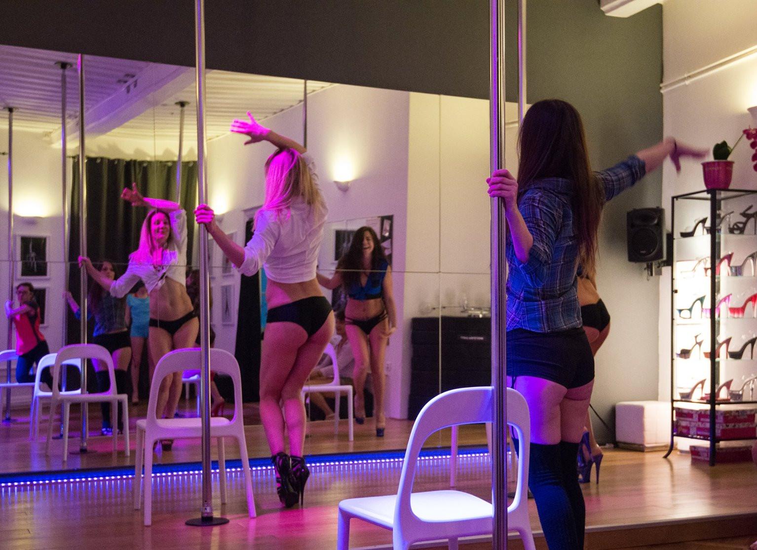 Bien-aimé Cours de Pole Dance Clermont Ferrand - Riom - Auvergne | EVJF  VX36