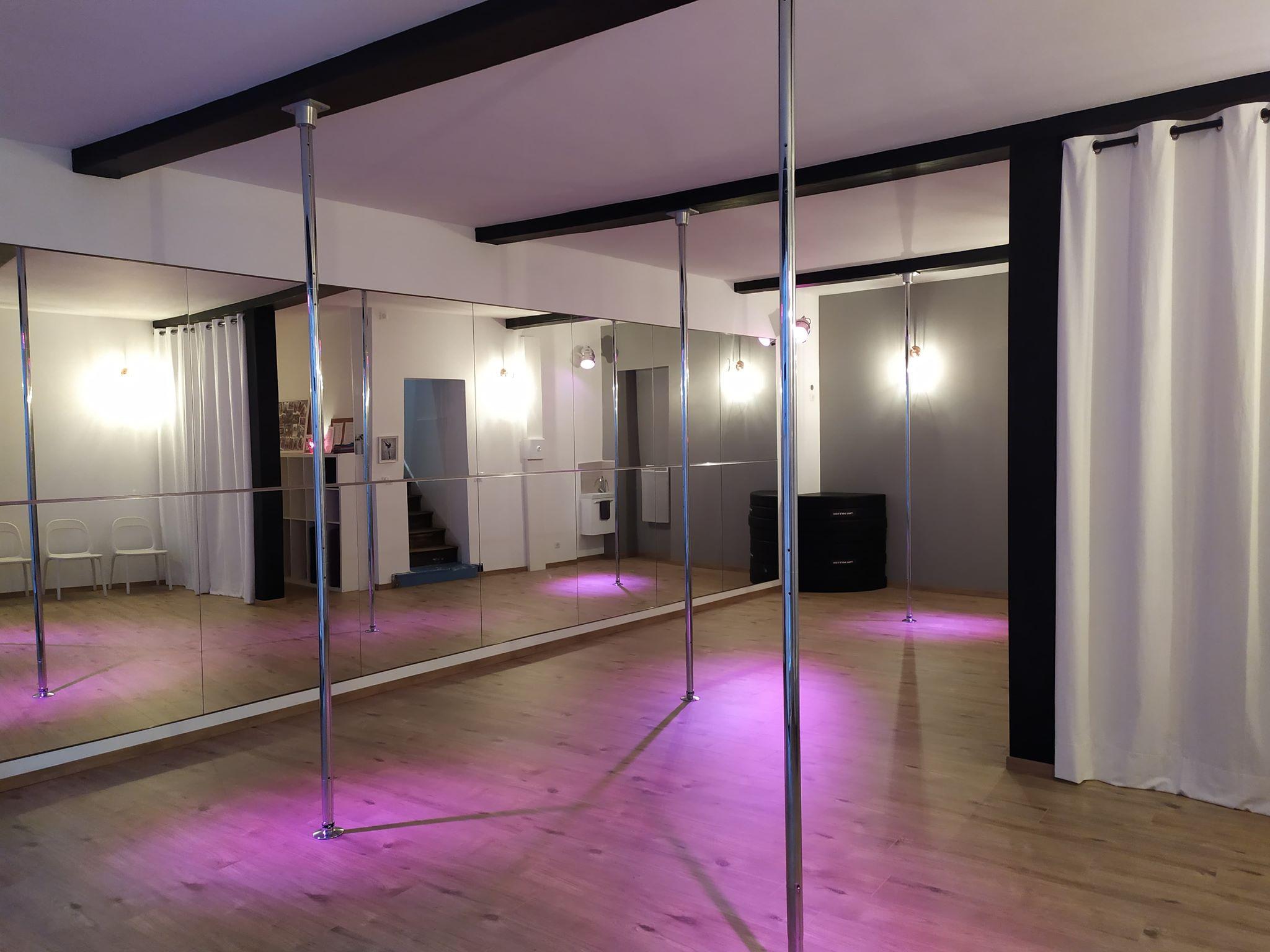 Cours De Pole Dance Cerceau Aerien Clermont Ferrand Riom